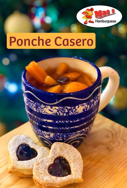 Ponche Casero